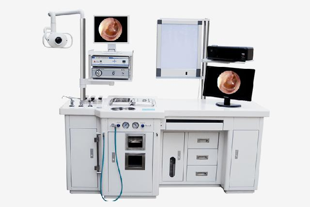 NQW-7600系列耳鼻喉科治疗台