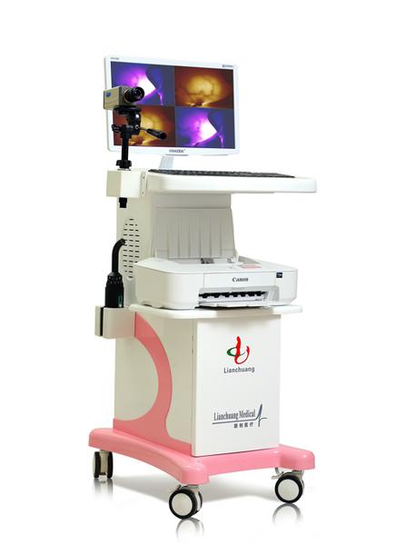 红外乳腺诊断仪 LC-8100C