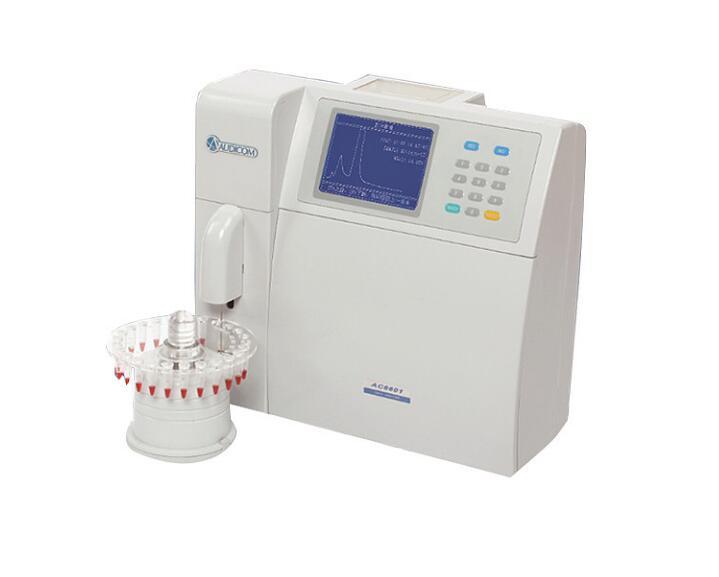 AC6601 HbA1c全自动糖化血红蛋白分析仪