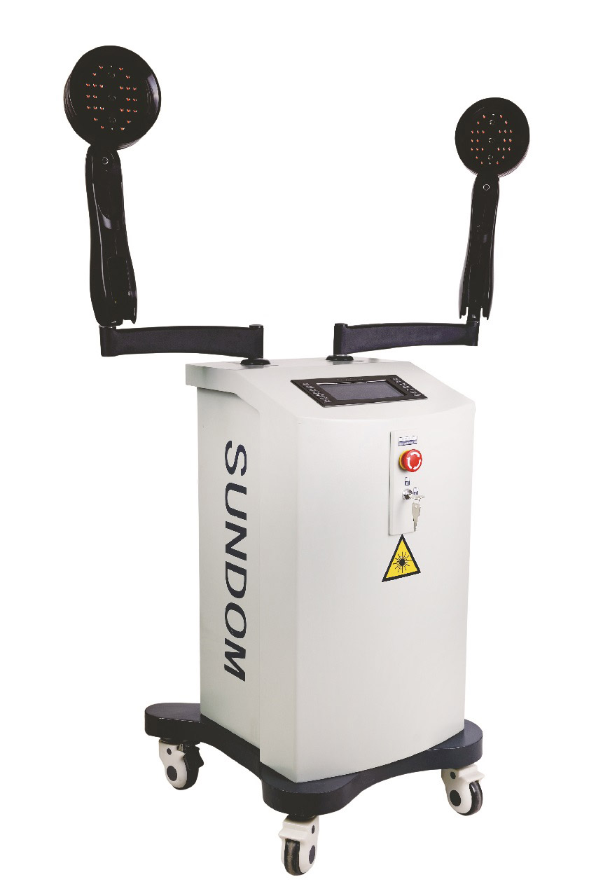 半导体激光治疗机SUNDOM-300IB/233液晶型
