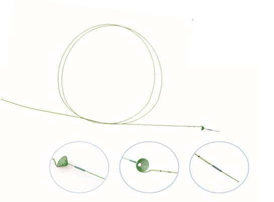 封堵网篮(螺旋形)