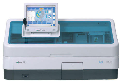 罗氏cobas® e 411全自动化学发光分析仪