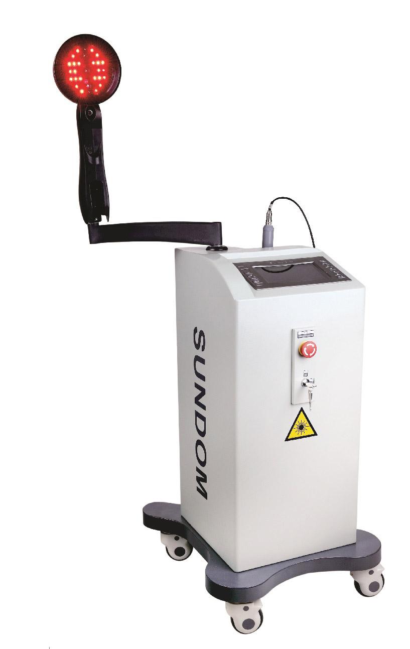 半导体激光治疗机SUNDOM-300IB/213液晶型
